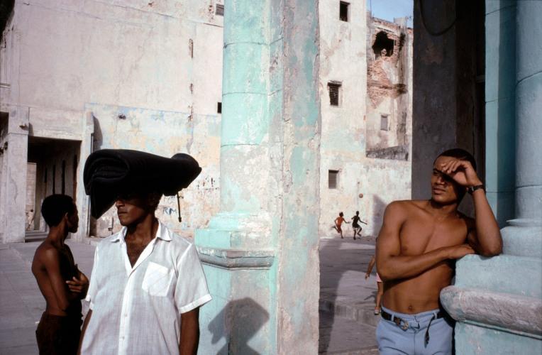 CUBA. Havana. 1993.