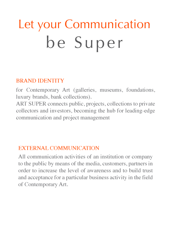 art-super-communication