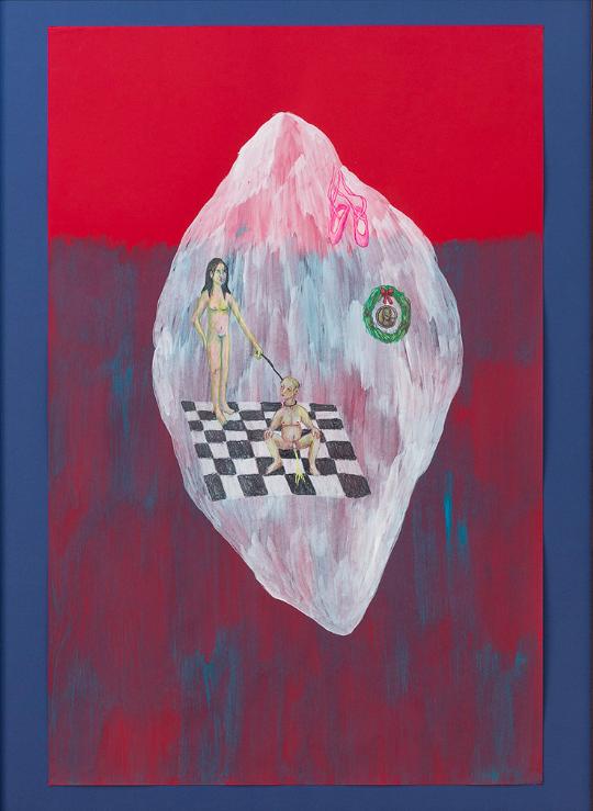 Ann Hirsch, Galleria Più, Top 5 Art Super.png