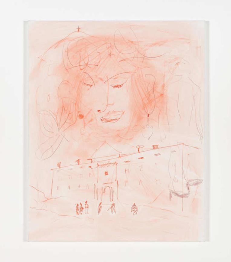 Art Super Collectors Guide _Riccardo Baruzzi, 3888 sabato mattina di luce artificiale, 2020, P420